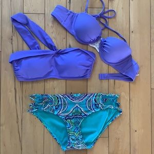 Aerie Bikini - set of 3